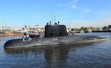 Siguen sin detectar al submarino y suman naves a la búsqueda