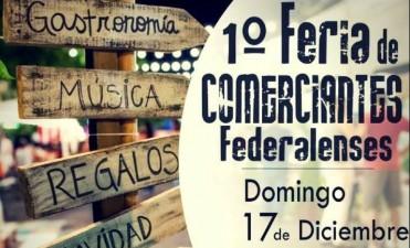 1 Feria de los comerciantes federalenses