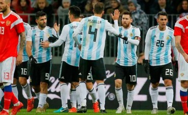 Argentina tiene el quinto plantel más valioso para el Mundial de Rusia 2018