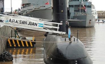ARA San Juan: Se da por terminado el rescate y se cambia a la fase de búsqueda