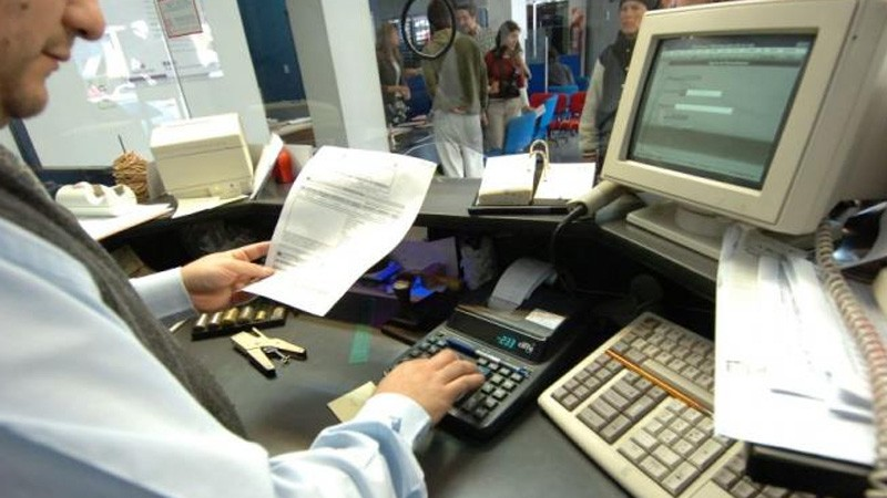 El próximo martes no habrá actividad en bancos por el Día del empleado bancario