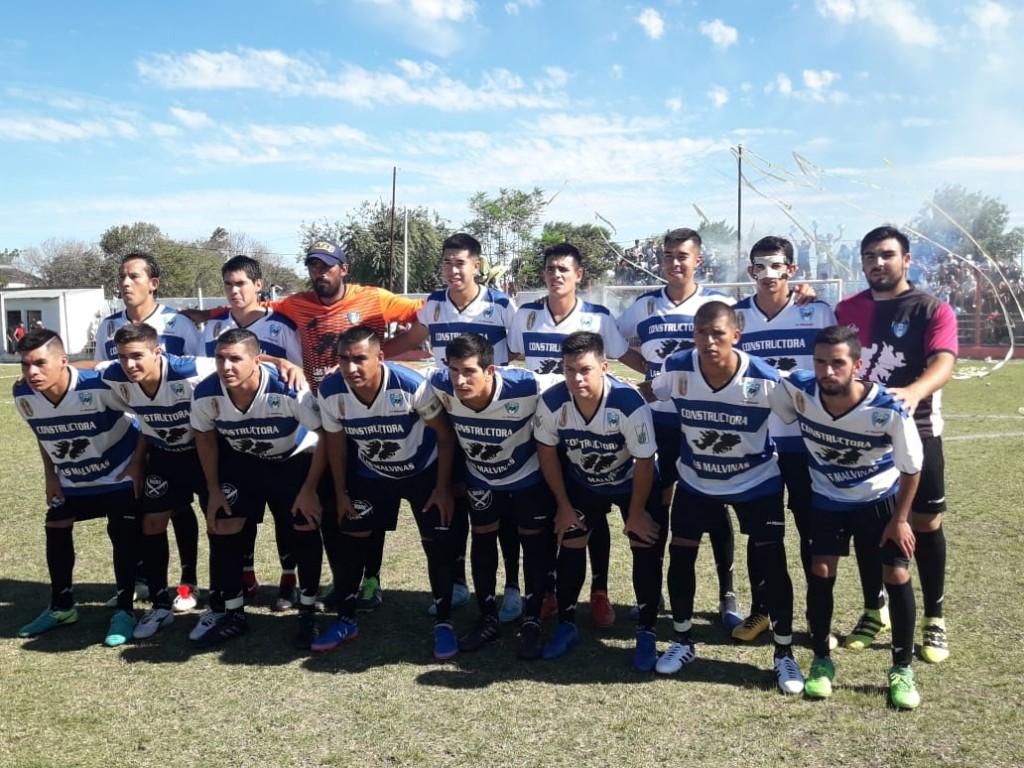 Malvinas gano en la ida de las semi-finales de la Copa Entre Ríos