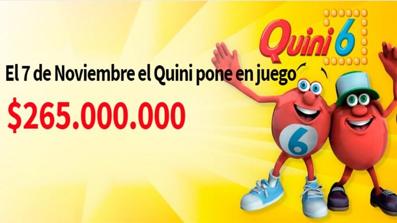 El Quini otra vez vacante: La Revancha tendrá un pozo de $ 150 millones