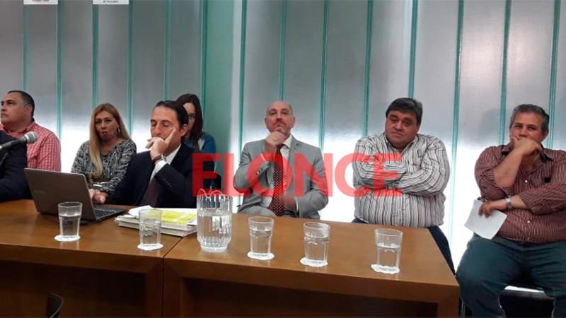 Absolvieron al ex ministro De la Rosa y a la secretaria gremial de UPCN