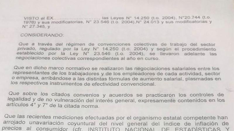 Bono de $5.000 para empleados del sector privado: Los detalles del decreto