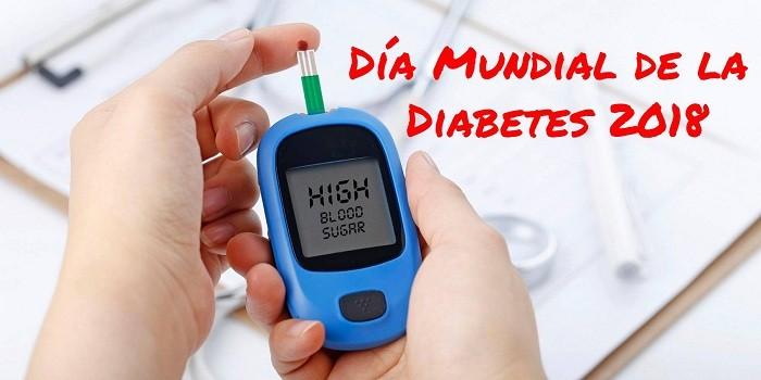 Día mundial de la Diabetes: