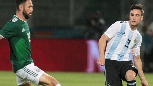 La Selección Argentina se impuso frente a México en Córdoba