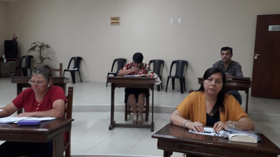 Se realizo la ultima sesión ordinaria del Concejo Deliberante de Federal