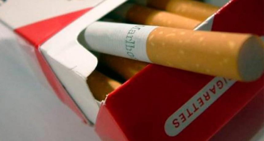 Cigarrillos aumentan entre 8 y 11 por ciento: es la séptima suba del año