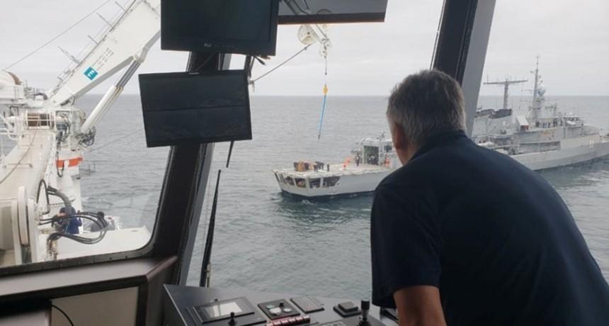 Noticias del ARA San Juan: no hay rastros del submarino y la búsqueda vuelve a detenerse