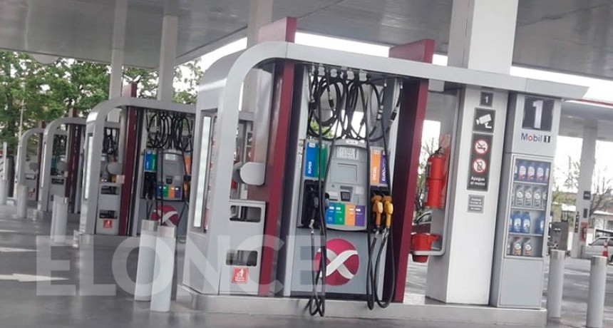 Axion subió combustibles hasta un 7% y le seguirán el resto de las petroleras