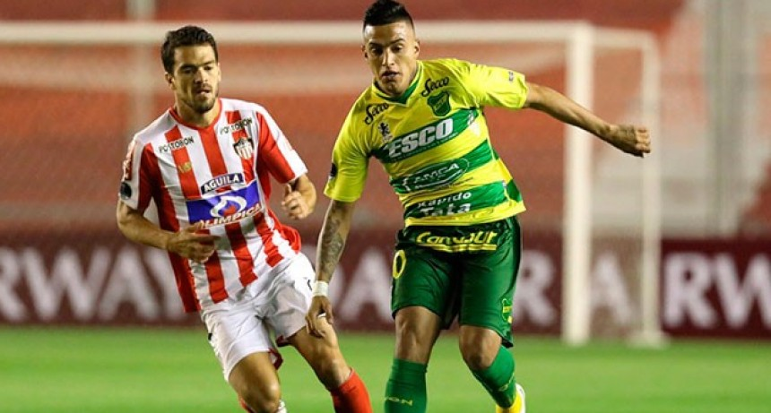 Copa Sudamericana: Defensa y Justicia derrotó a Junior pero fue eliminado