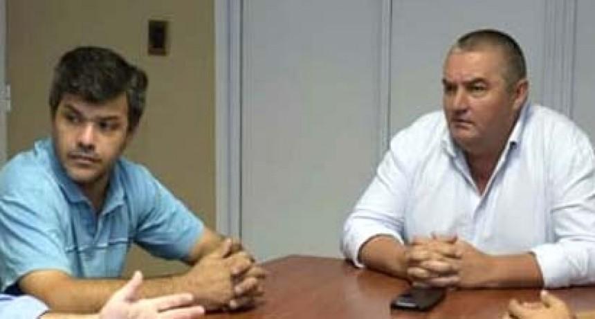 Los primeros confirmados : Néstor Valiente será el candidato a senador en la fórmula de Fabio Schonfeld
