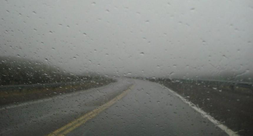 El SMN anuncia lluvias y tormentas para Entre Ríos