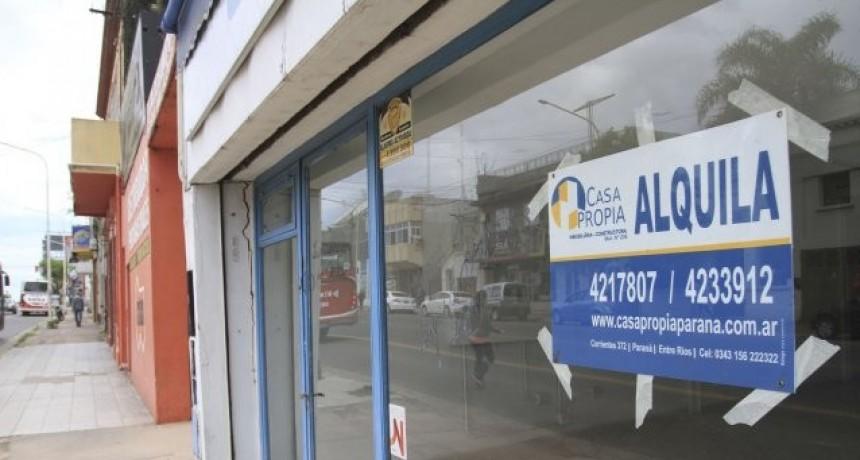 Entre Ríos tuvo la mayor caída de la actividad económica en el país