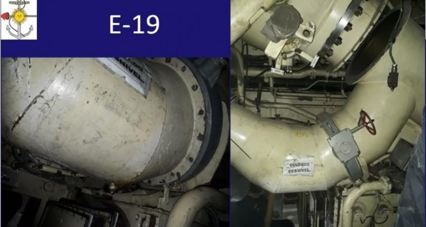 Noticias del ARA San Juan: un error con la válvula E19, la clave del naufragio según un informe de expertos