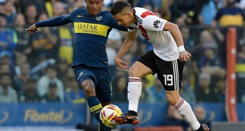 Las posibles formaciones de Boca y River para la primera final de la Copa Libertadores