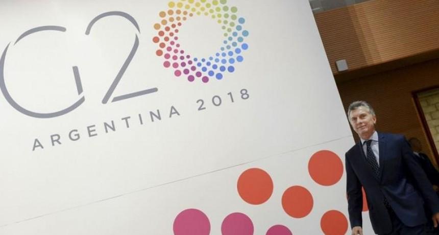 Cómo será el megaoperativo de seguridad que se prepara para la Cumbre de Líderes del G20