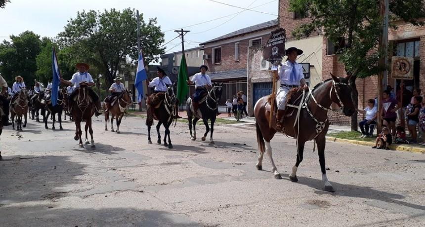 La Fiesta del Hombre de Campo se vivió a pleno en Federal