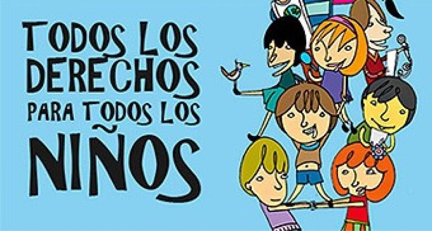 SEMANA DE LOS DERECHOS DE LA NIÑEZ Y LA ADOLESCENCIA CON UNA TARDE RECREATIVA