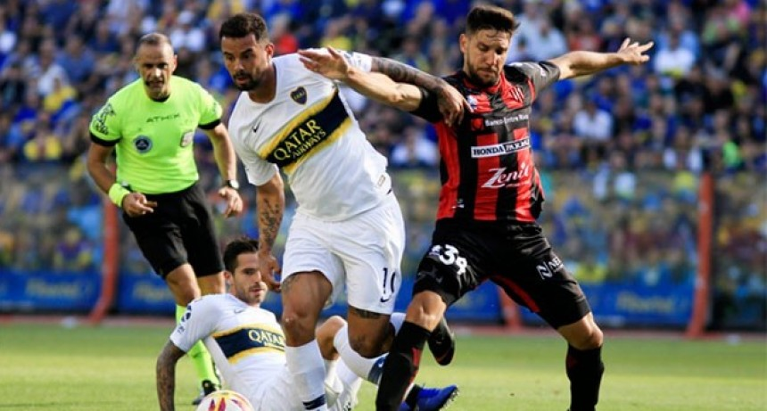 Superliga: Patronato luchó pero cayó ante Boca en la Bombonera