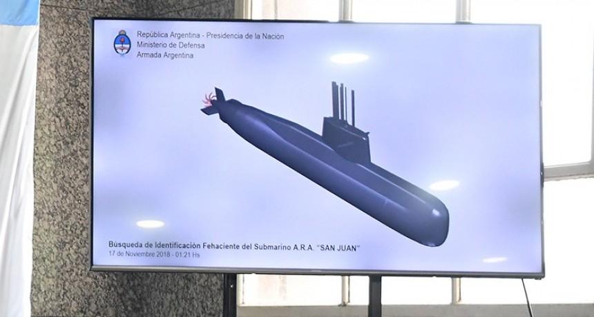 Hallazgo del ARA San Juan: A qué profundidad y por qué habría colapsado