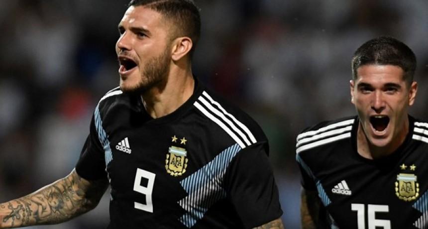 La Selección Argentina despidió el año con un nuevo triunfo sobre México