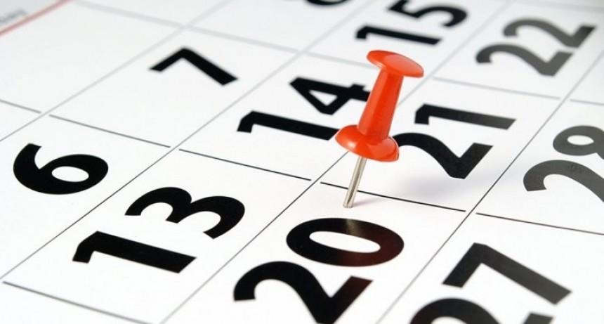 Pasó el fin de semana largo: ¿cuándo es el próximo feriado?