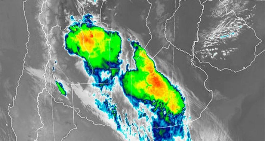 El jueves empezó muy caluroso y las tormentas se acercan a Entre Ríos