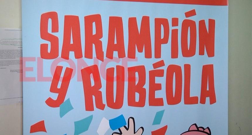 Última semana para vacunar a los chicos contra el sarampión y la rubéola