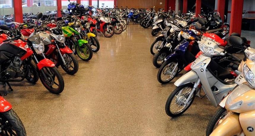 Estiman que las ventas de motos caerán en 2019 al mismo nivel de hace una década