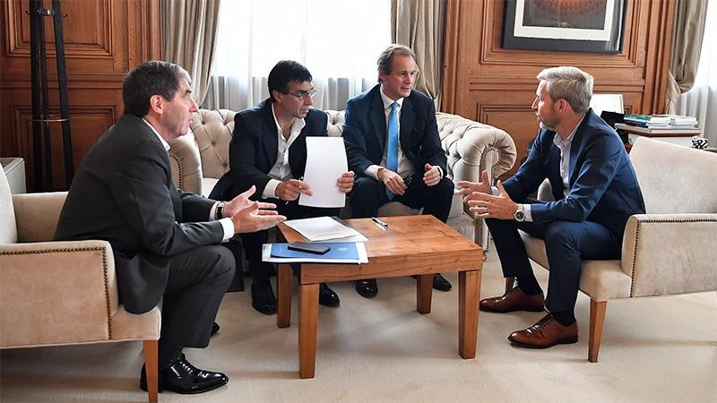 Provincia gestionó ante Nación fondos para garantizar la continuidad de obras