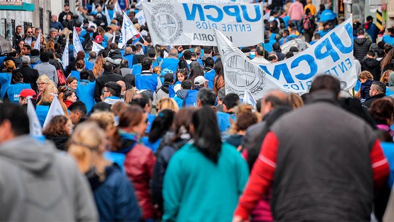 UPCN amenaza con paro si el Gobierno no abona el aumento por