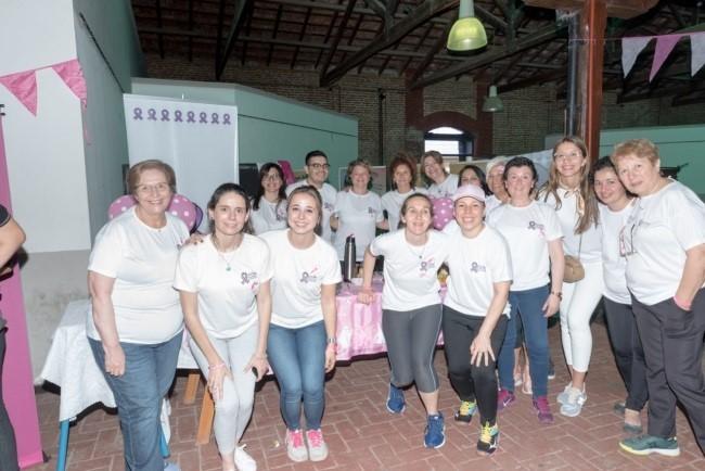 Tras la gran convocatoria, se declaró de interés legislativo el 1° Encuentro Provincial de Concientización e Información sobre cáncer de mama