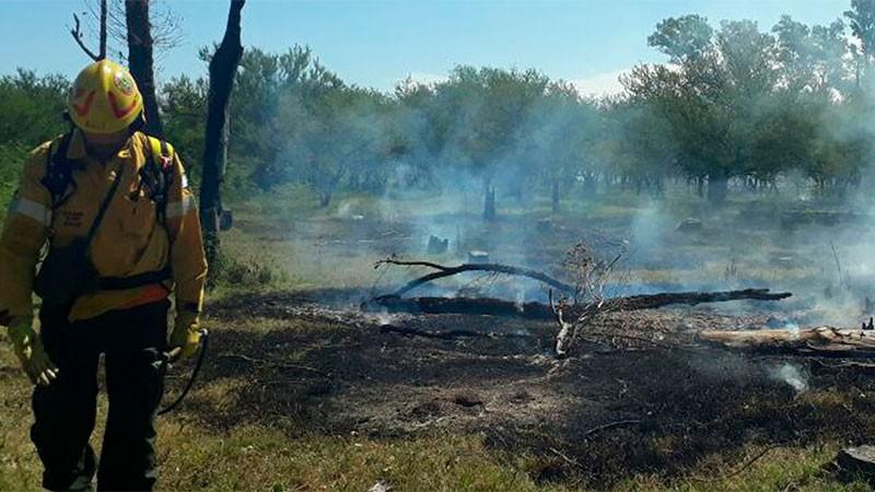 Prohíben realizar quemas en el territorio entrerriano