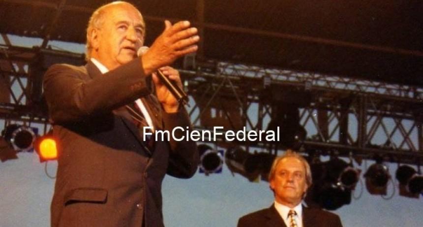 Concejales de Federal recordaron a Mario Alarcón Muñiz