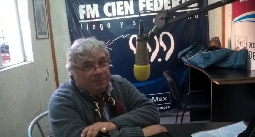 Proponen la distinción Honorable Concejo Deliberante para Luis Arturo Luna y Ricardo Alarcon .