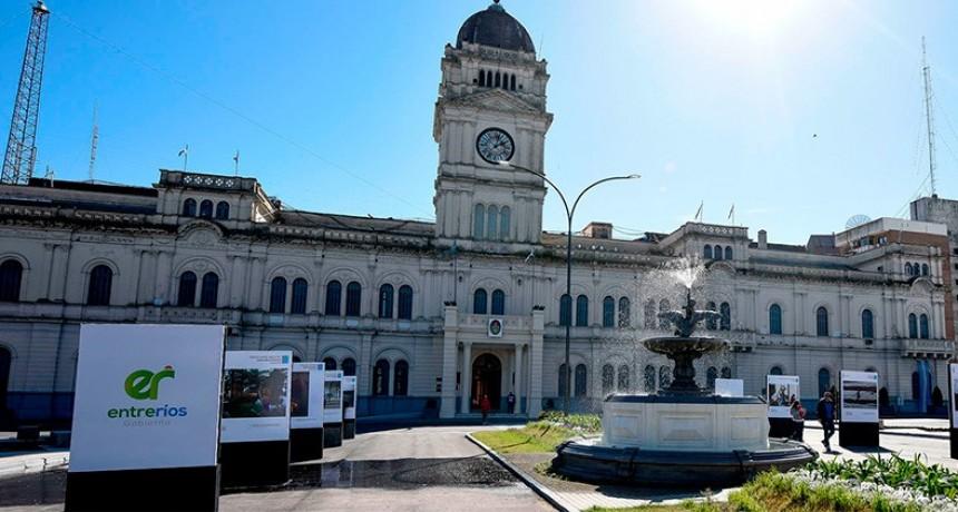 Continúa este lunes el pago de sueldos de la administración pública provincial