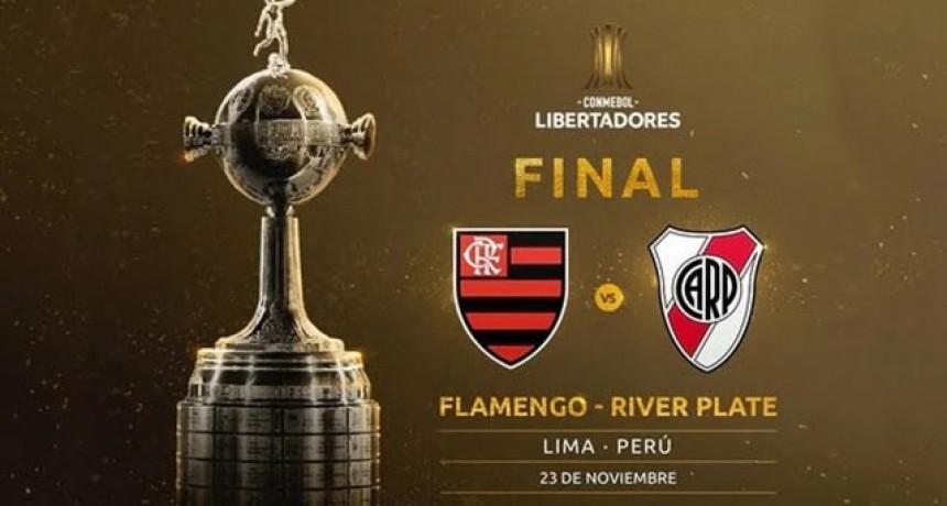 Libertadores: Todo lo que hay que saber de la final entre River y Flamengo