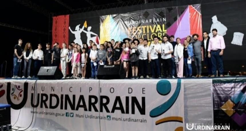 Jóvenes artistas federalenses fueron destacados en Urdinarrain