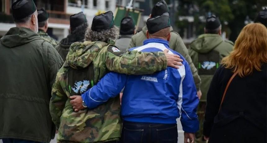 Veteranos de Malvinas dispondrán de un certificado único para realizar trámites