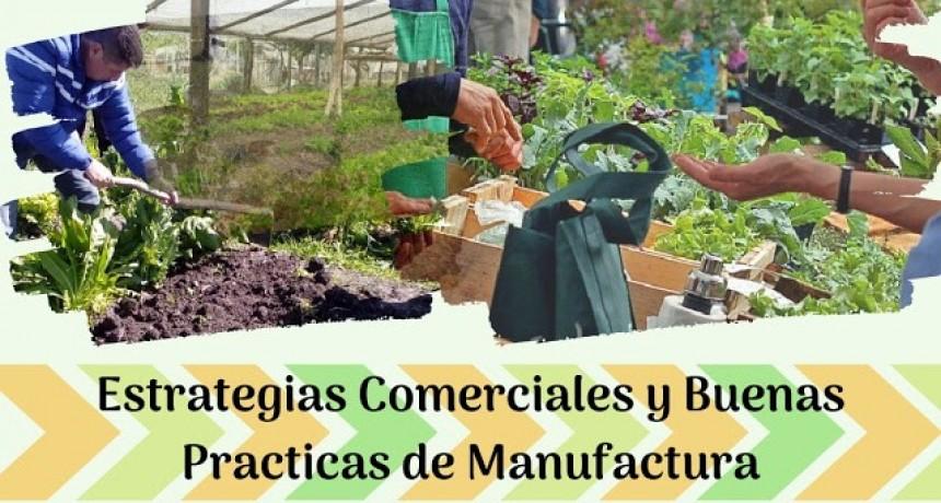 """Actividad organizada en Federal  """"Estrategias comerciales y buenas prácticas de manufactura"""""""