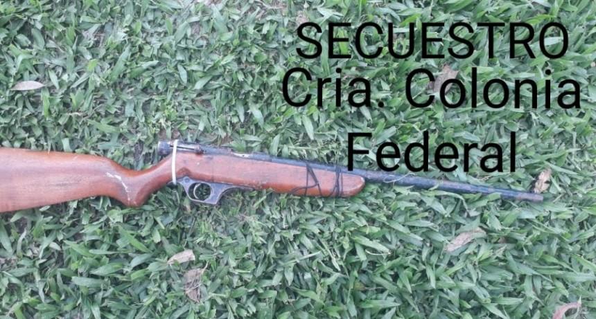 Secuestro de arma de fuego
