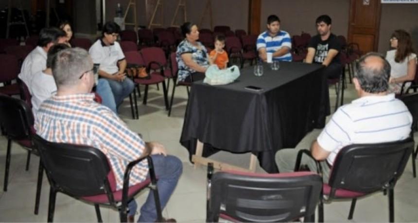 Actividad organizada conjuntamente por la Red 127/12, el Gobierno de Entre Ríos y la Mesa de Gestión Local, apoyado por el Área de Producción de la Municipalidad de Federal
