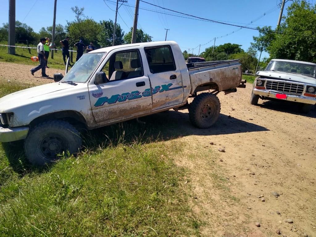 Accidente de Tránsito sin lesionados
