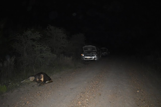 Accidente de tránsito en Ruta Provincial N °20, al norte del Departamento Federal