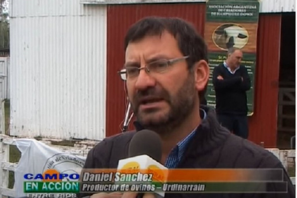 Remate ovino en Urdinarrain el 27 y 28 de noviembre