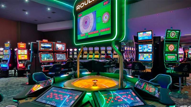 Se aprobó el funcionamiento de las salas de juego y casinos