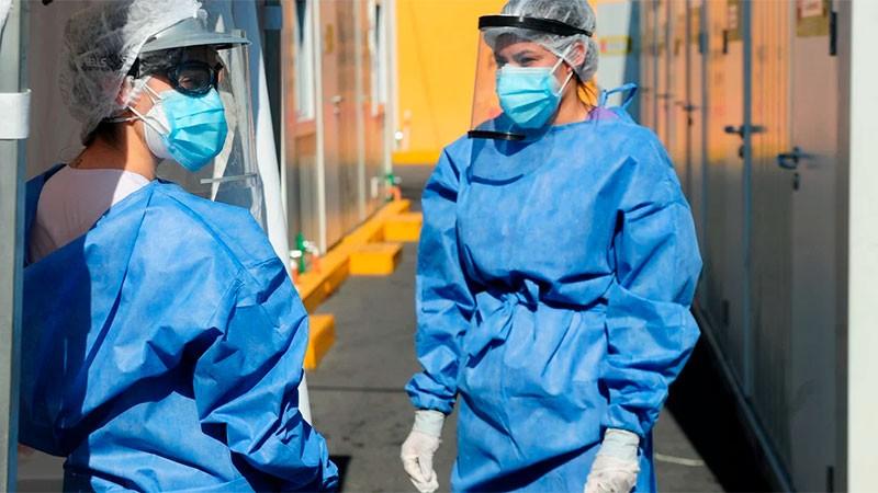 Reportaron 371 fallecidos y 11.786 nuevos contagios de covid-19 en Argentina