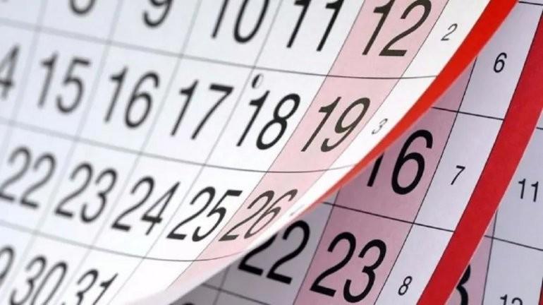 Estos son los feriados que le quedan al 2020